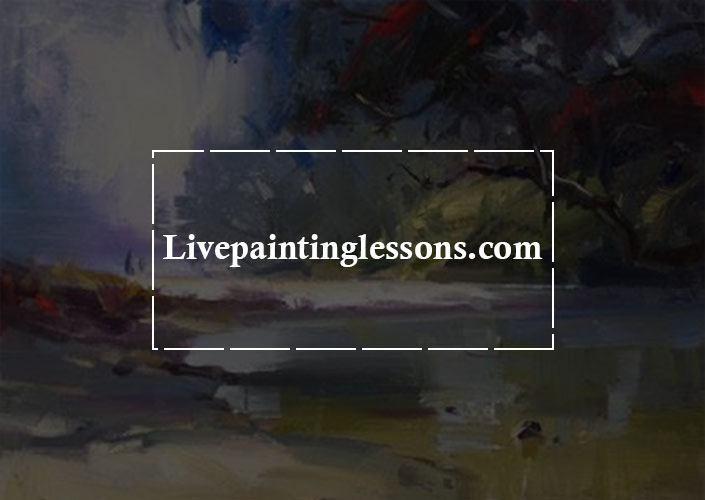 painting tutorials online
